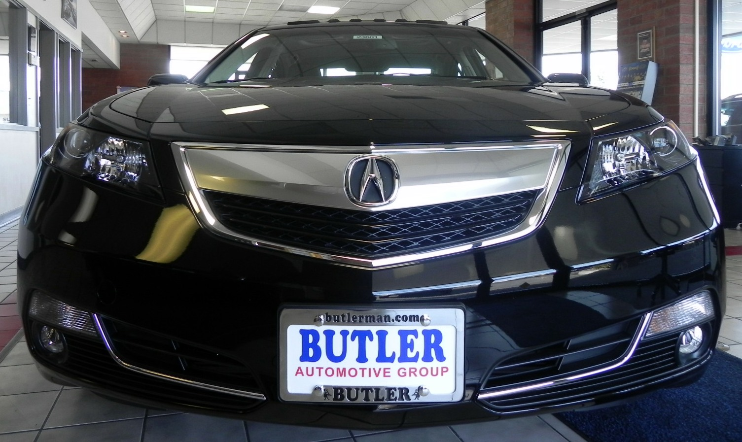 I Wasn T Off My Rocker When First Thought Upon Seeing The Newly Redesigned Acura Tl Was That It S Ey Lookin Actual Words Were Wow
