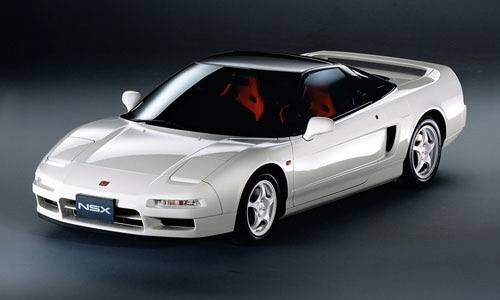 1992 Acura NSX like the one coveted by Powerball winner Paul White / Image courtesy:  Cargurus.com