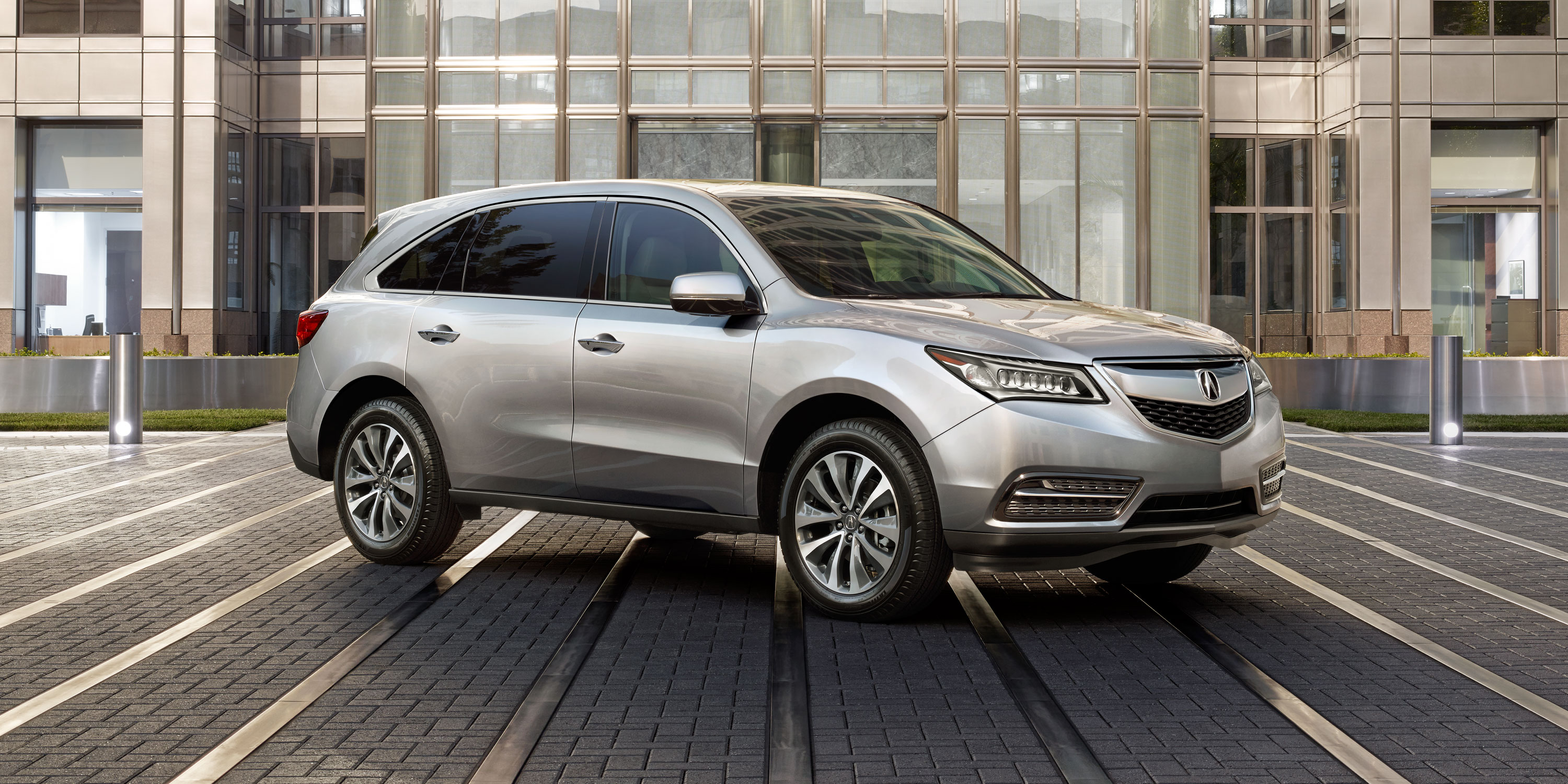 "2014 Acura MDX, one of Edmunds' ""Top Rated"""