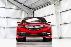 The 2015 Acura TLX... or should we say the A-TLX?