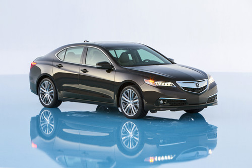 2015 Acura TLX performance luxury sedan