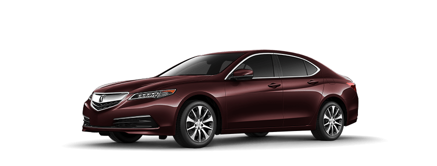 2015 Acura TLX  in Basque Red Pearl II